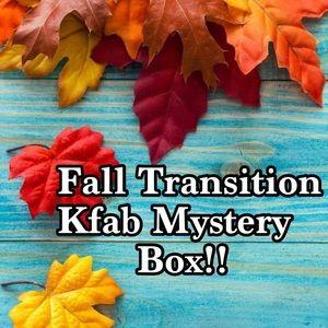 🥰Kfab Designs Fall Transition Boutique Box!